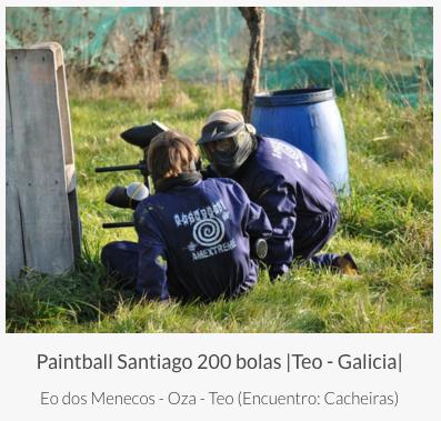 Paintball Galicia