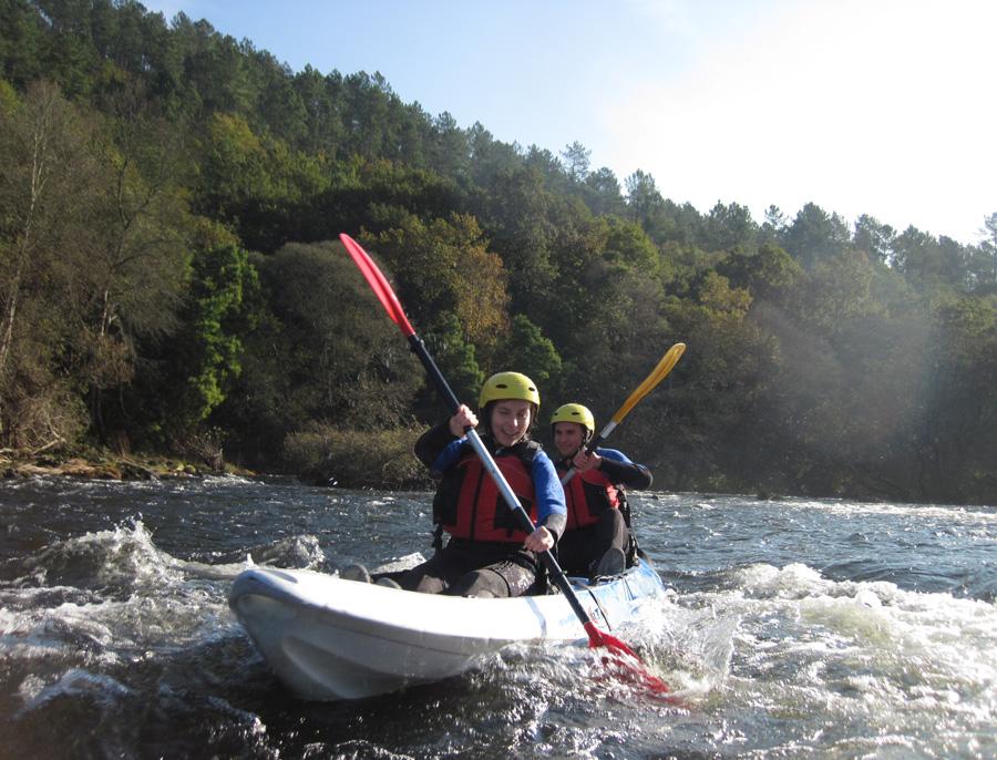 Ullavedra En Kayak Galicia Ruta Ruta 67Yfgyvb