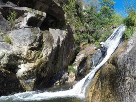 Barranquismo Río Almofrei