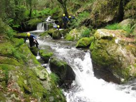 Barranco Santa Baia Serra de Outes Galicia 4