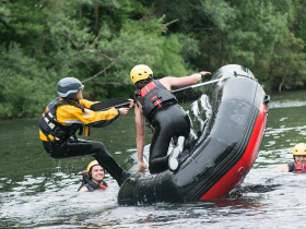 Rafting Ulla Galicia