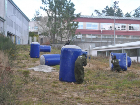 Paintball movil Galicia 1