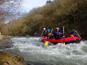 Rafting Deza Rafting Galicia